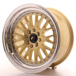 JR Wheels JR10 Gold 16x9 ET10 4x100 / 4x114,3