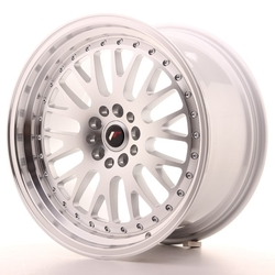 Japan Racing JR10 18x9,5 ET18 5x100/112 Machined S