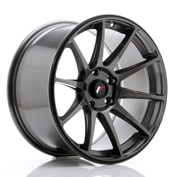 JR Wheels JR11 18x9,5 ET22 5x114/120 Hyper Gray<br/>