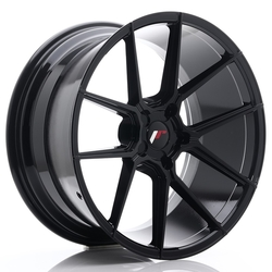 JR Wheels JR30 20x10 ET20-40 5H BLANK Glossy Black