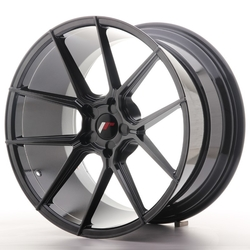 Japan Racing JR30 20x11 ET30-50 5H Blank Hyper Bla