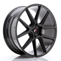 JR Wheels JR30 21x9 ET20-40 5H BLANK Hyper Gray<br/>