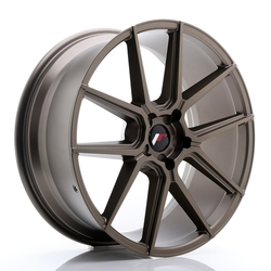 JR Wheels JR30 21x9 ET20-40 5H BLANK Matt Bronze