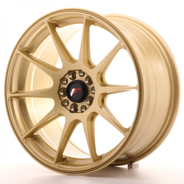 Japan Racing JR11 17x8,25 ET35 4x100/114,3 Gold
